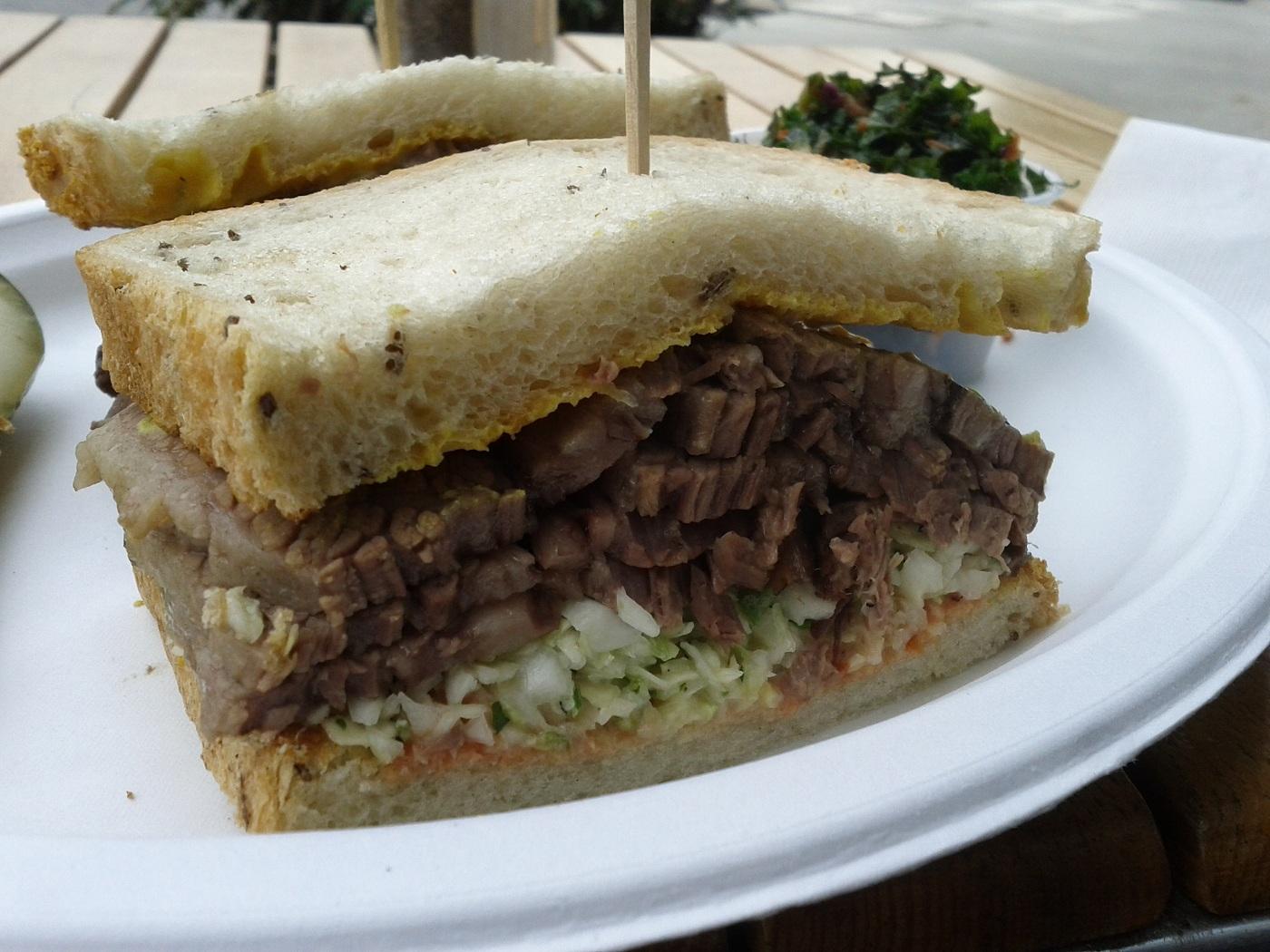 ... Roast Deli & Market, Brentwood Village, Los Angeles | On Sandwiches